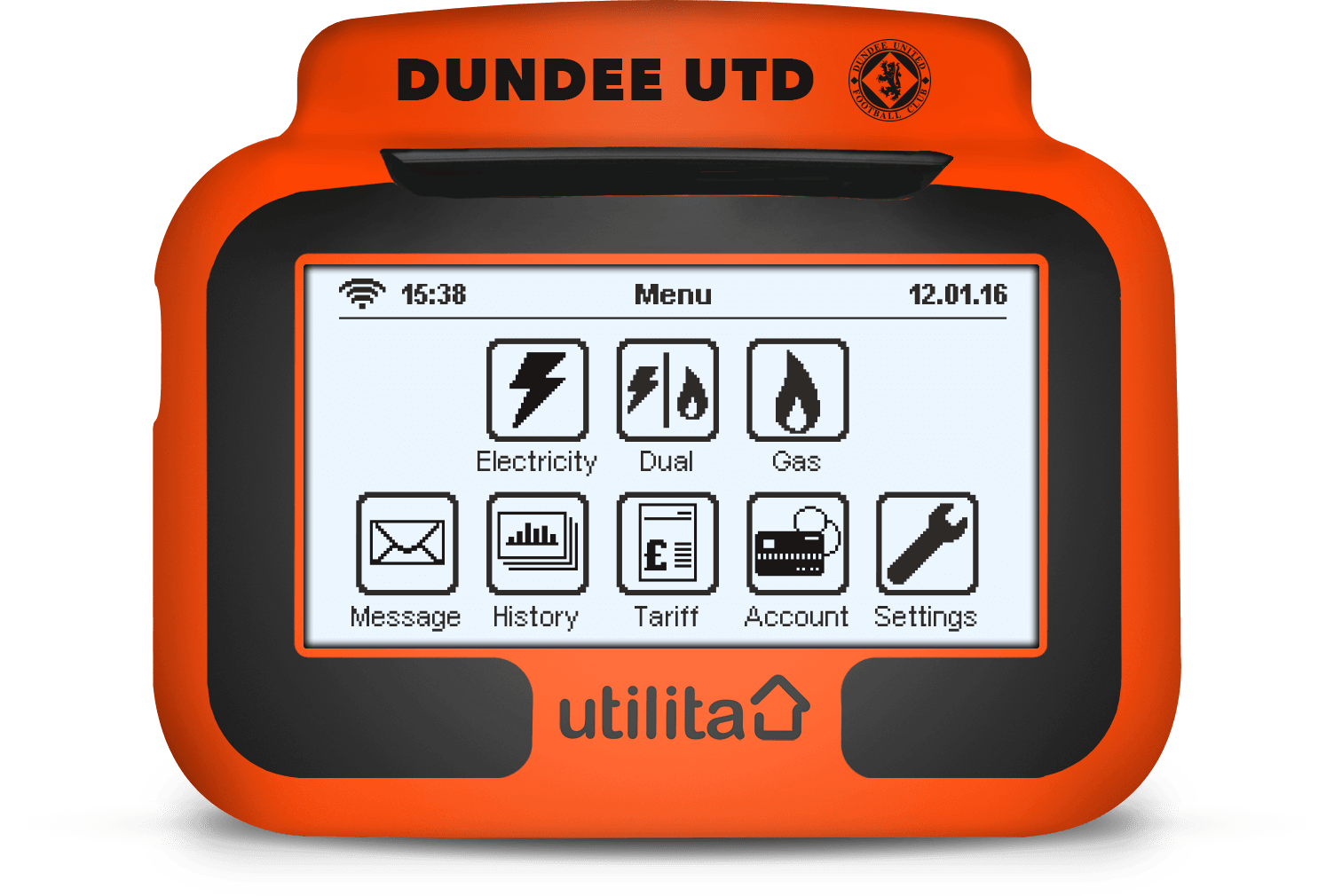 dundee-utd In-Home Display Cover