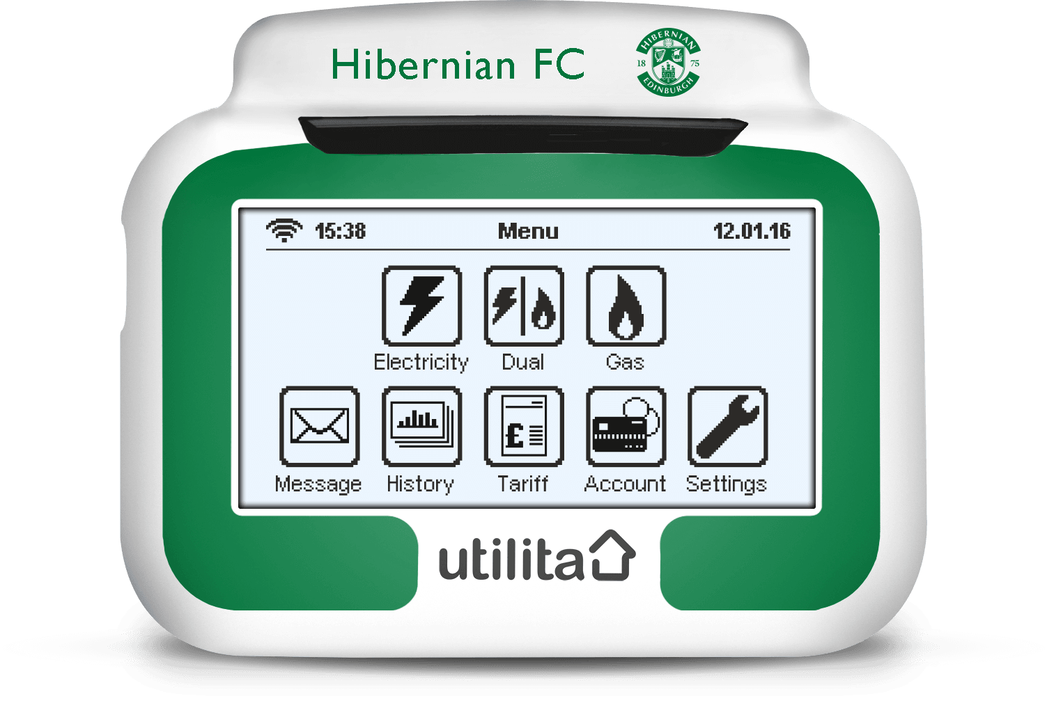 hibernian In-Home Display Cover
