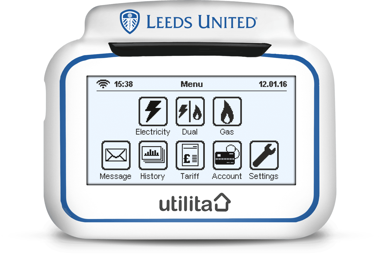leeds In-Home Display Cover