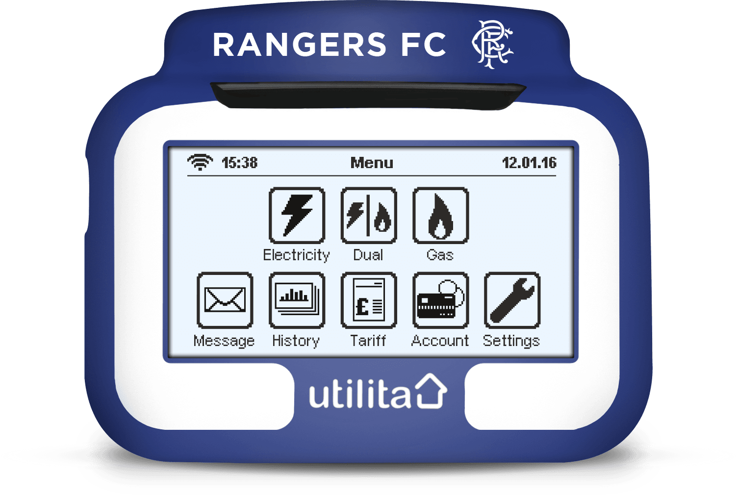 rangers In-Home Display Cover