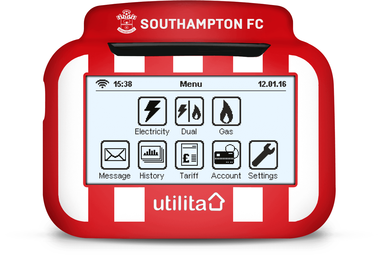 southampton In-Home Display Cover
